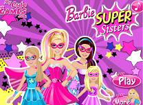 barbie si super surorile -...