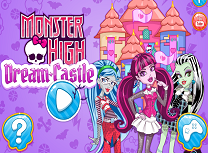 castelul monster high