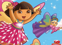 Play draguta dora diferente