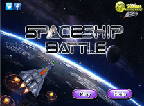 Play lupte cu nave spatiale